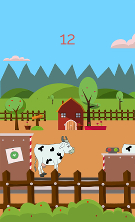Taggy Cows game